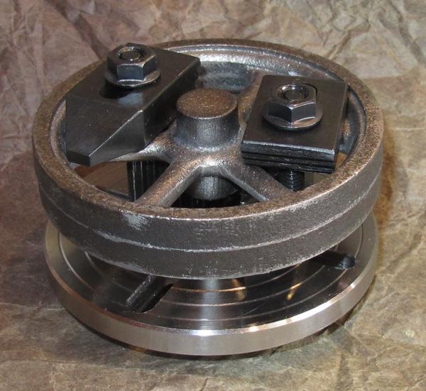 Stuart S50 flywheel