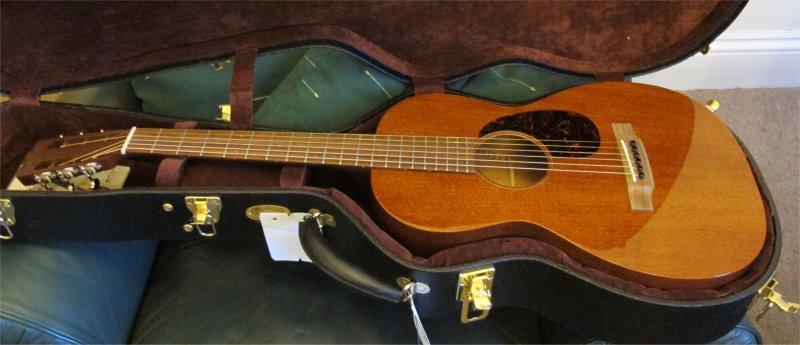 Single 0 size case - The Unofficial Martin Guitar Forum
